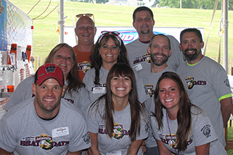 Volunteer at Brat Days - We need your help! Brat Days thrives on the success its volunteers provide every single year, and this year is no different. Come help us celebrate the spirit of the community, and get a few perks while you're at it!