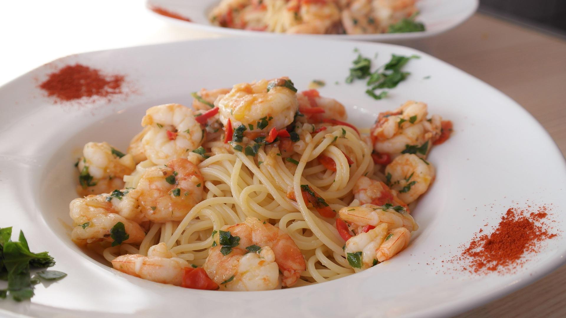 spaghetti-with-shrimp