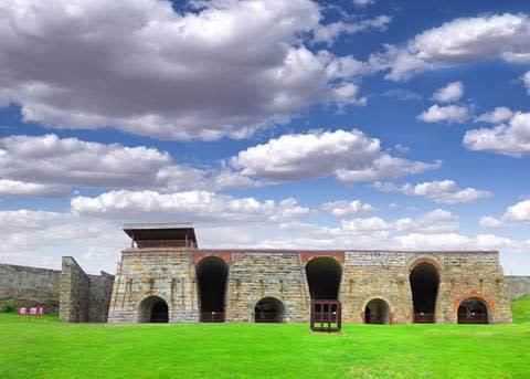 photo courtesy of Visit NEPA  https://www.visitnepa.org/listing/the-scranton-iron-furnaces/257/