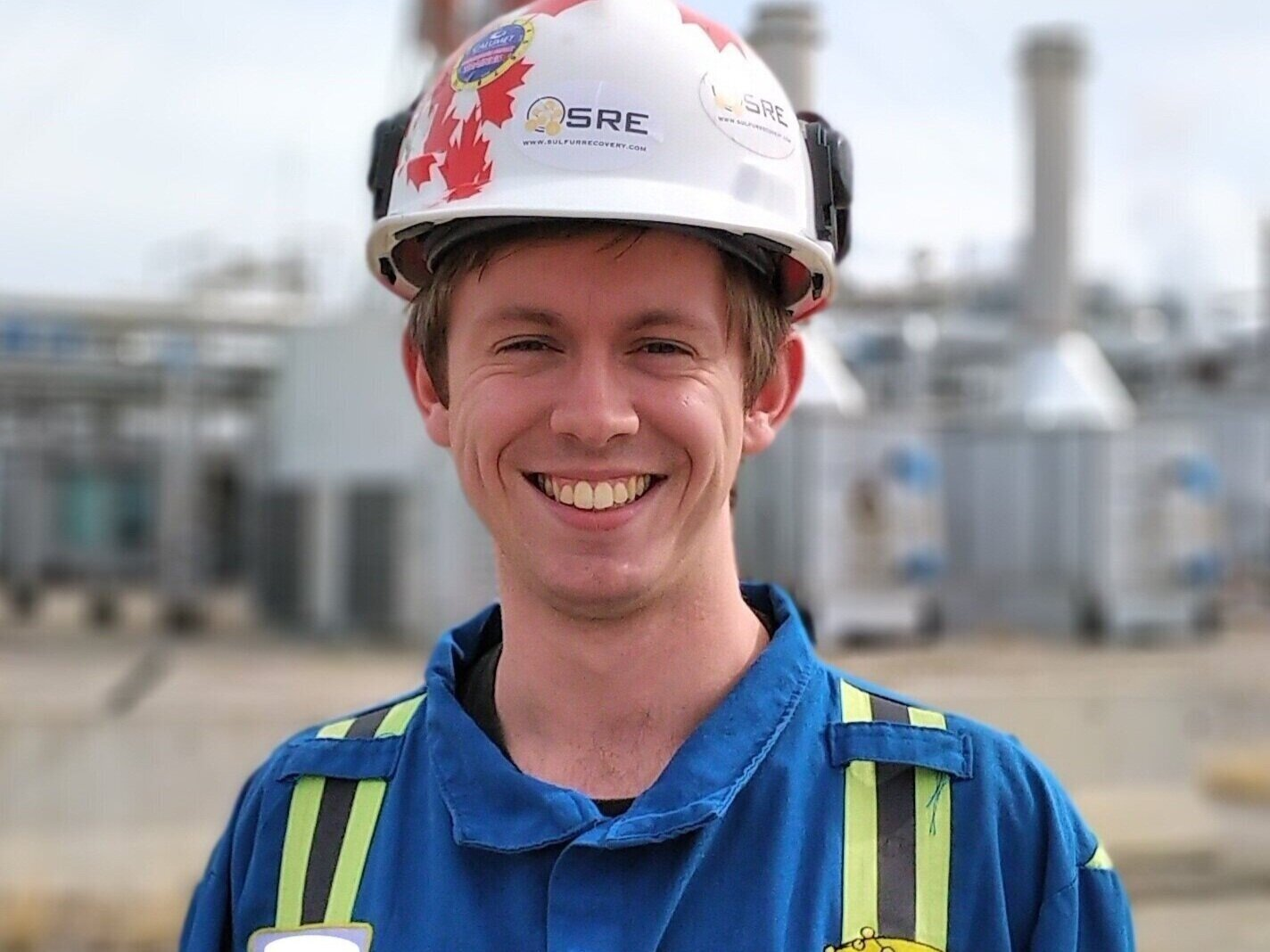 David Wesner E.I.T - David graduated in 2017 with a BSc. In Chemical Engineerng, and is registered as an E.I.T. with APEGA. He joined SRE in September 2019. He also holds a 4th class power engineering certificate from SAIT, and has worked as an operator in SAGD operations. In this role he gained valuable experience in industrial process equipment operation, as well as process controls troubleshooting