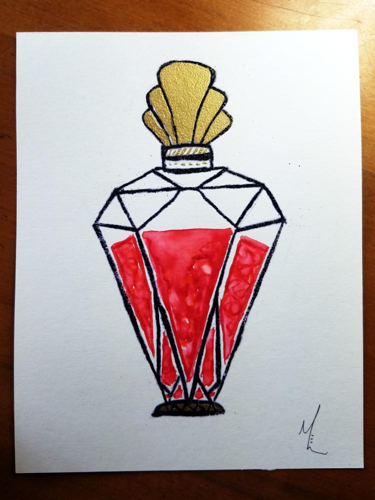 !4embossed art deco perfume bottlewatercolor.jpg