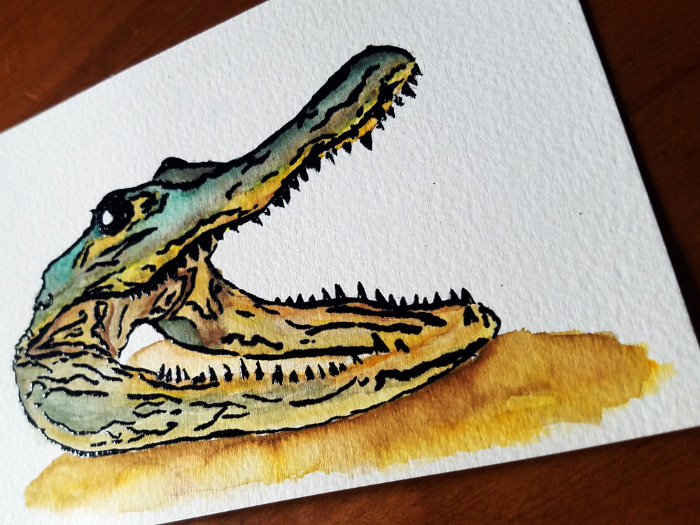 !4Embossed Gator Watercolor2.jpg