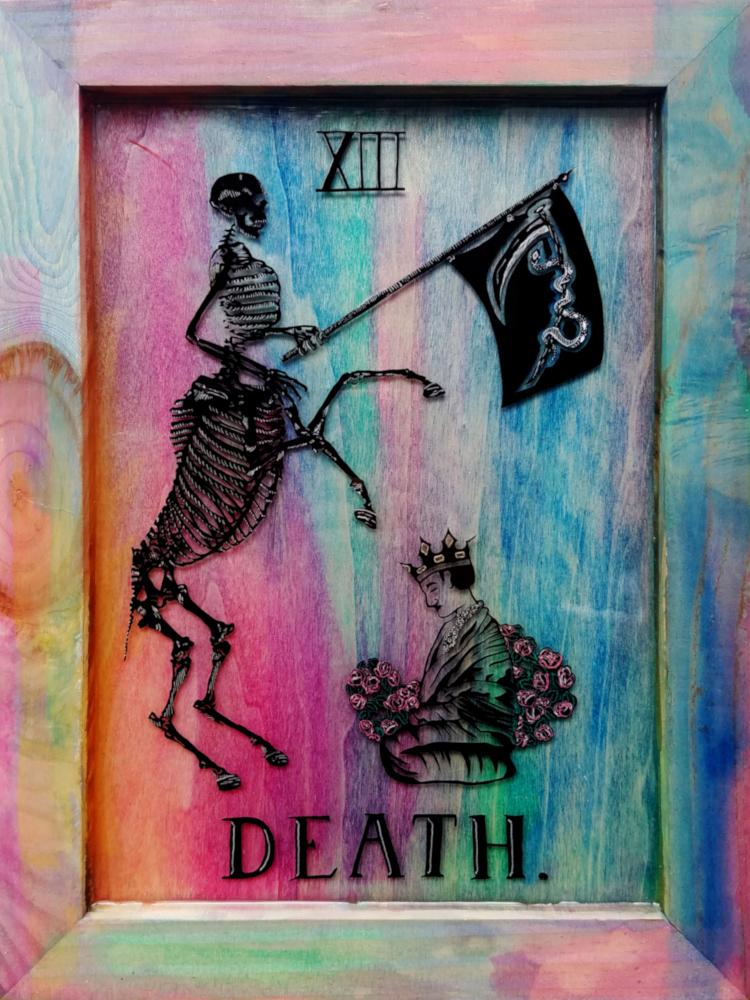 Death Tarot Paper Cut Resin Art.jpg