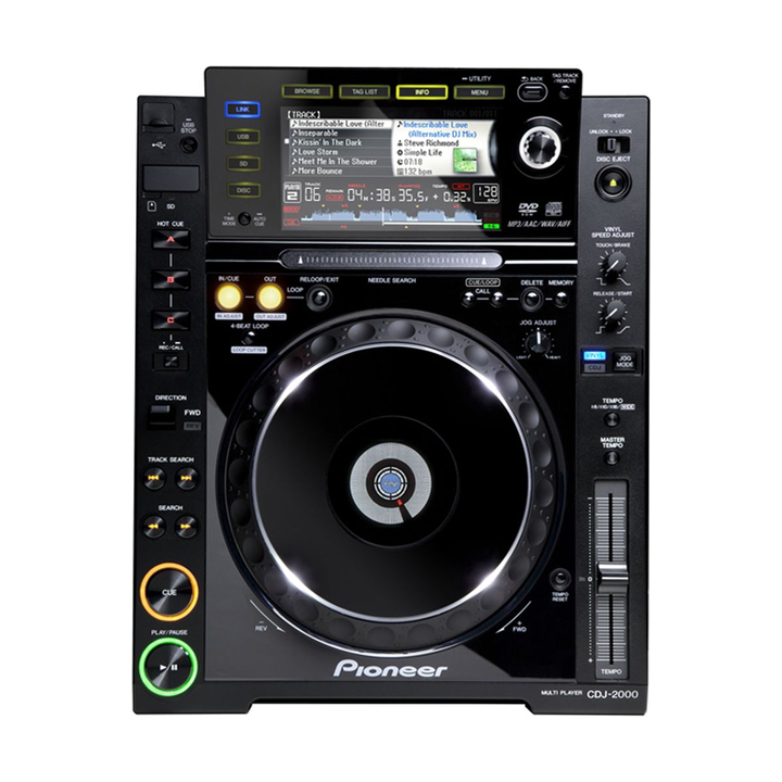PIONEER CDJ-2000