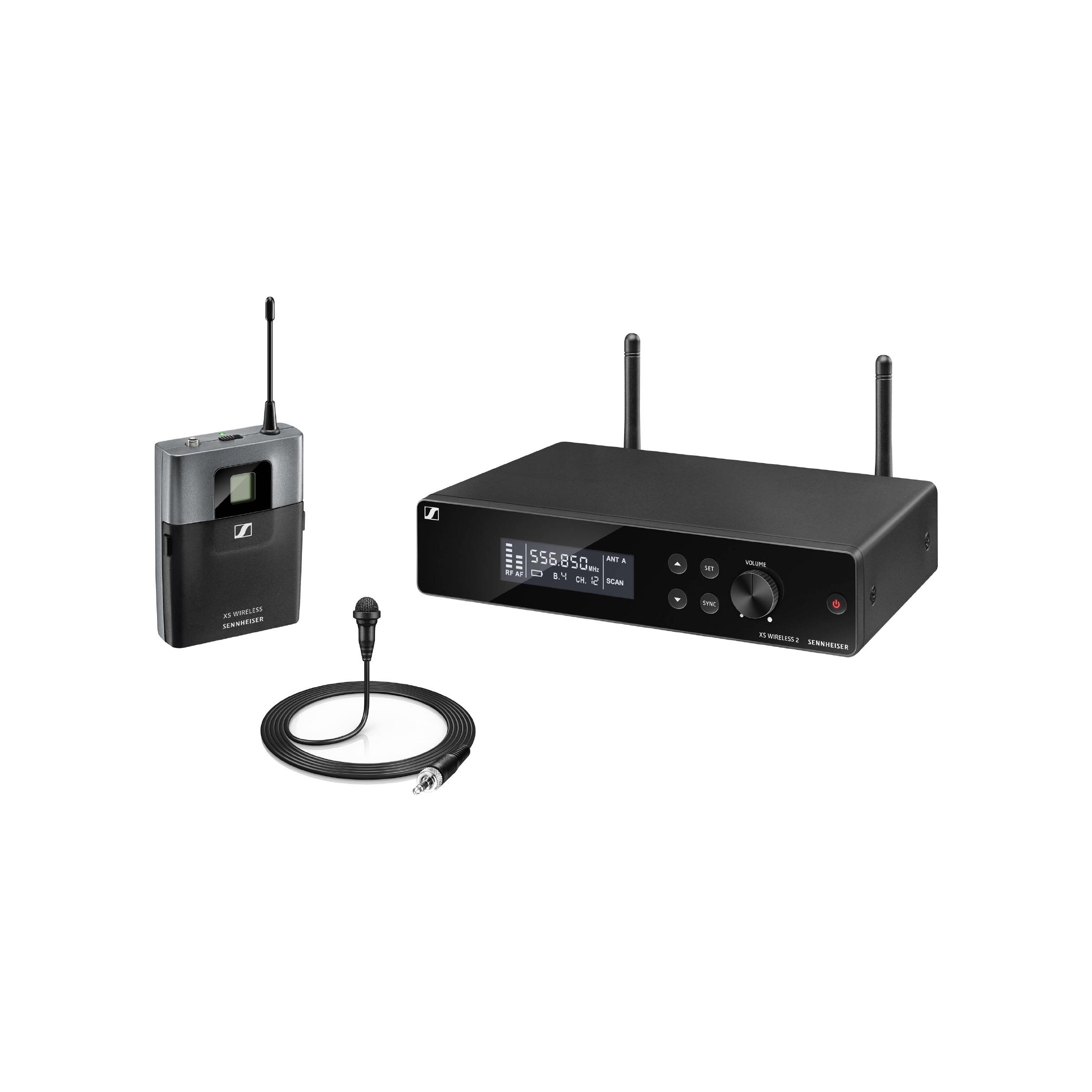 Sennheiser Wireless Mic & Receiver