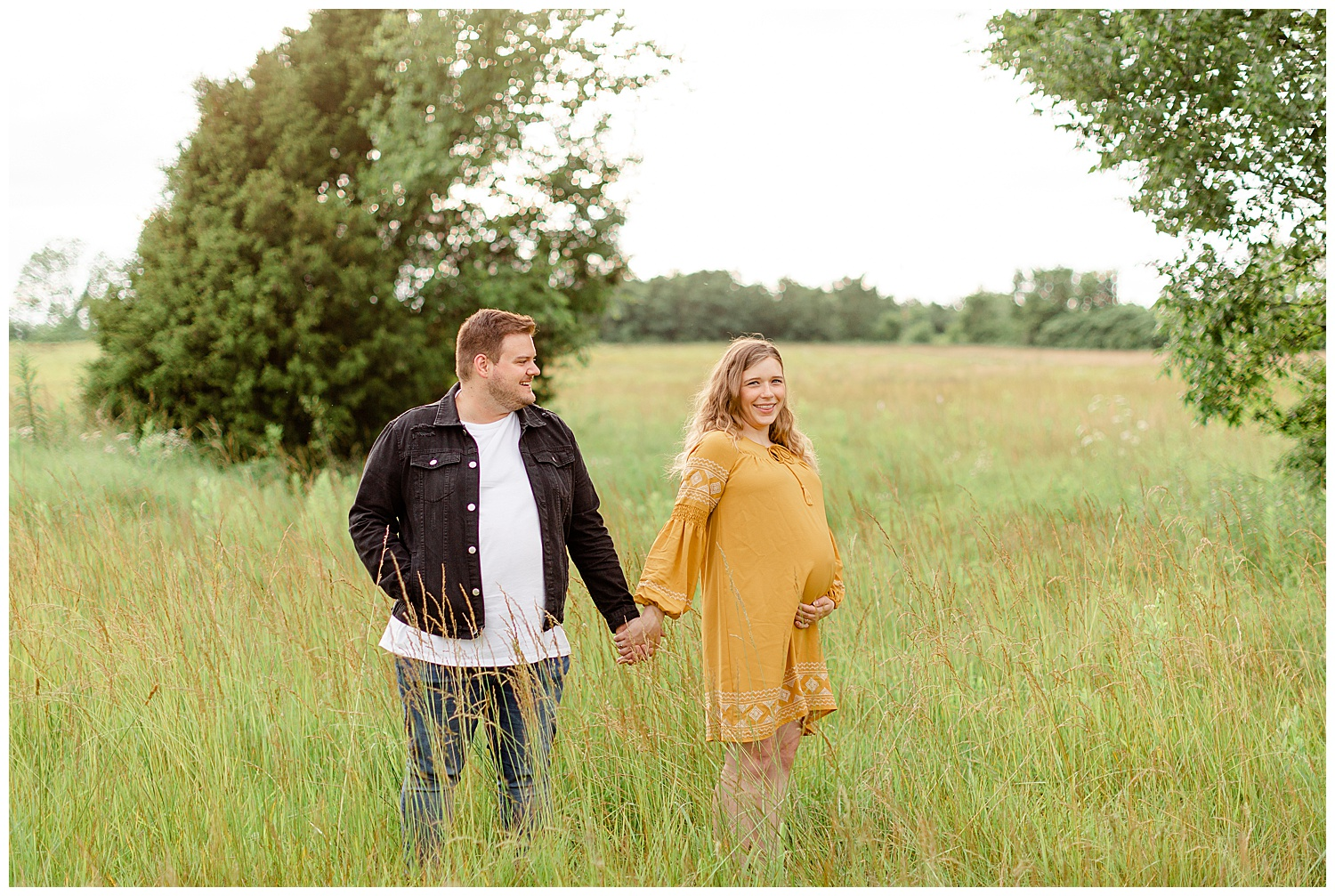 Tulsa maternity photographer