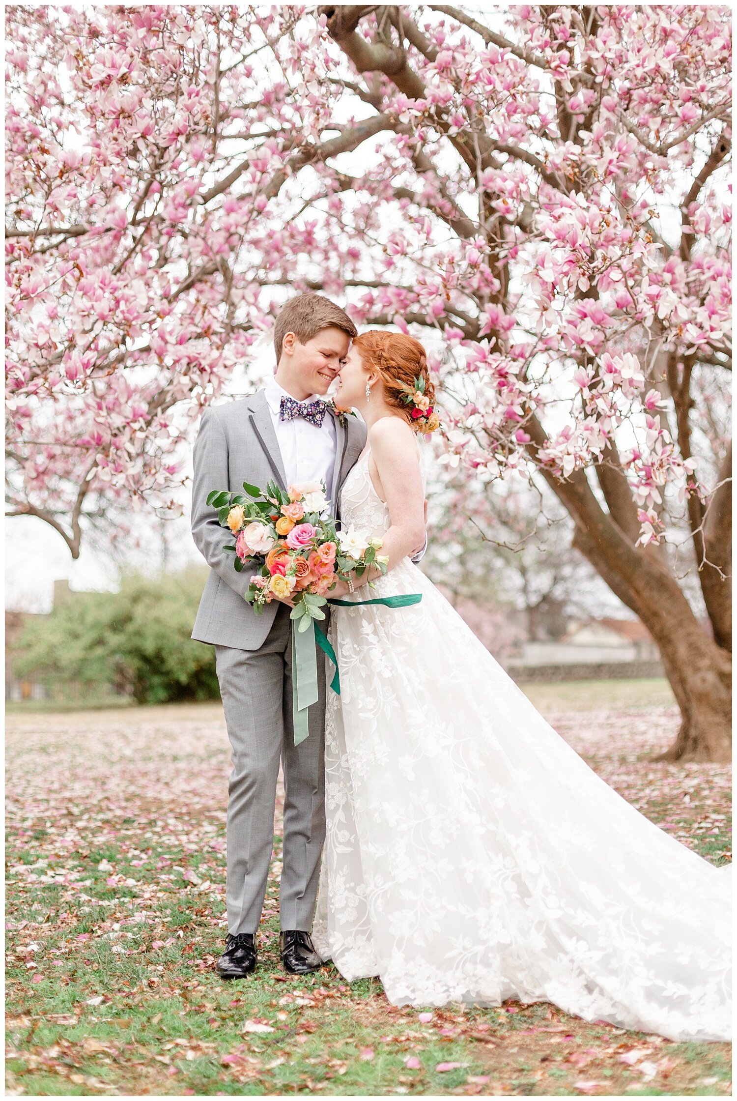 spring wedding pictures