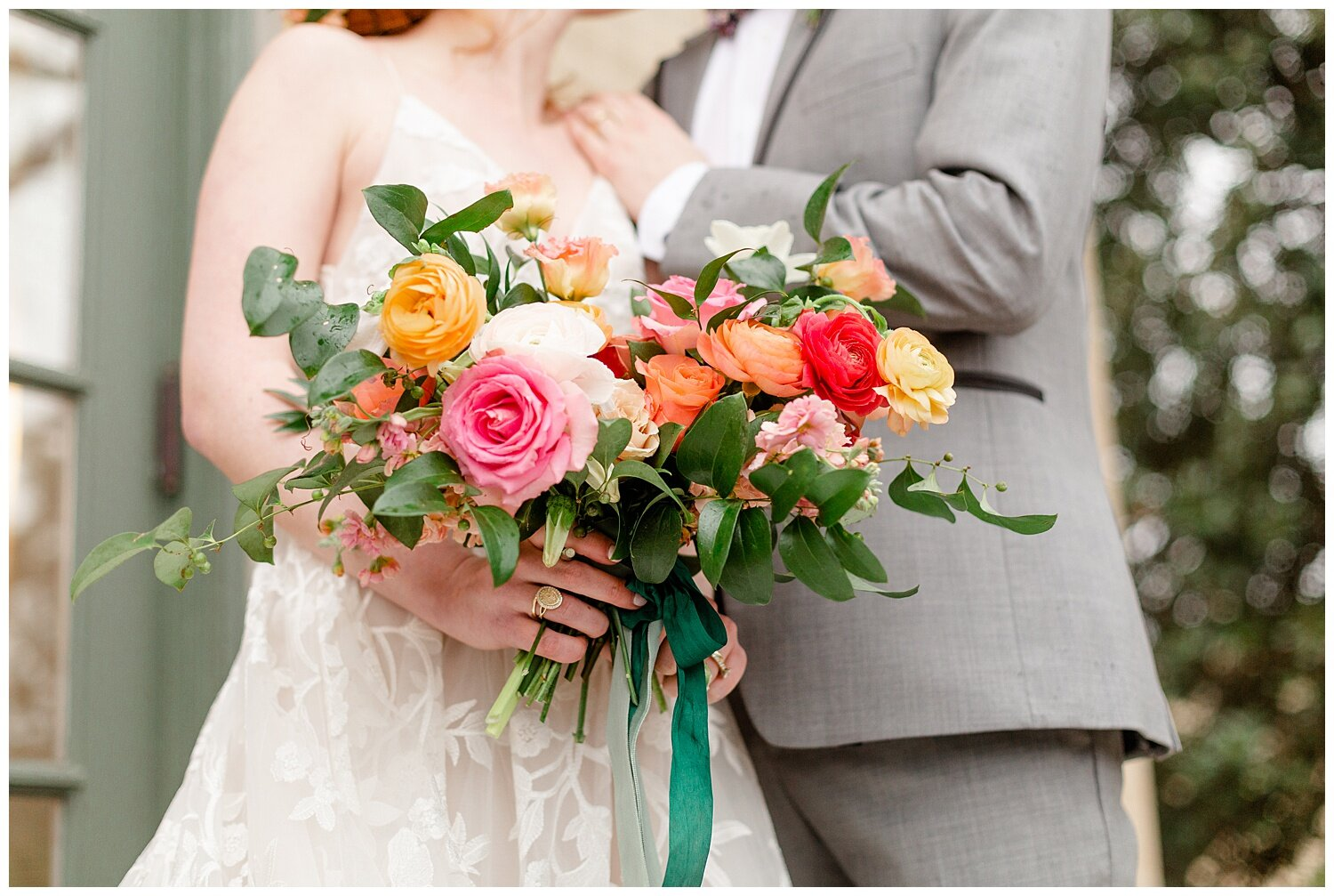 wedding bouquet ever something florals