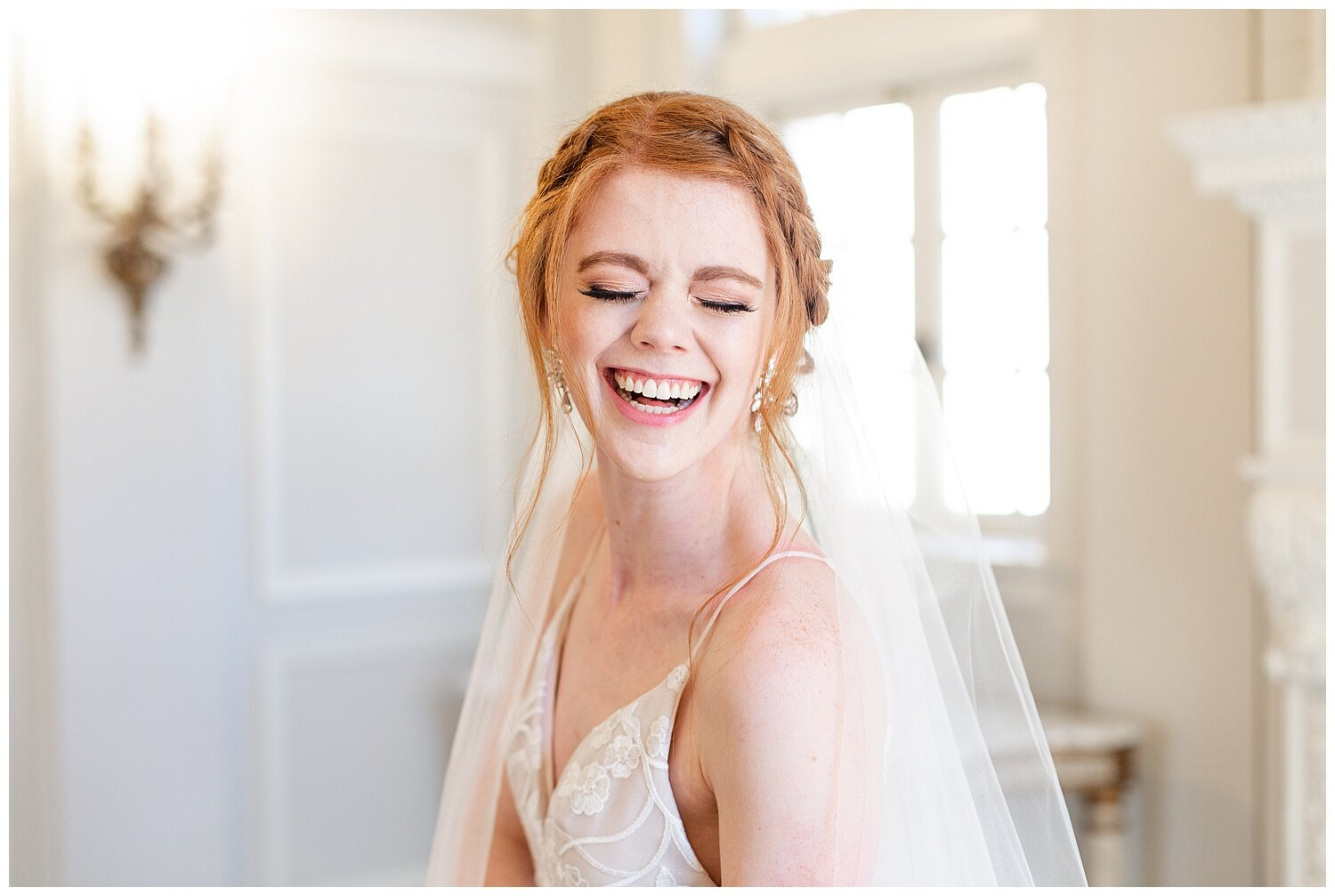 light and airy bridal pictures