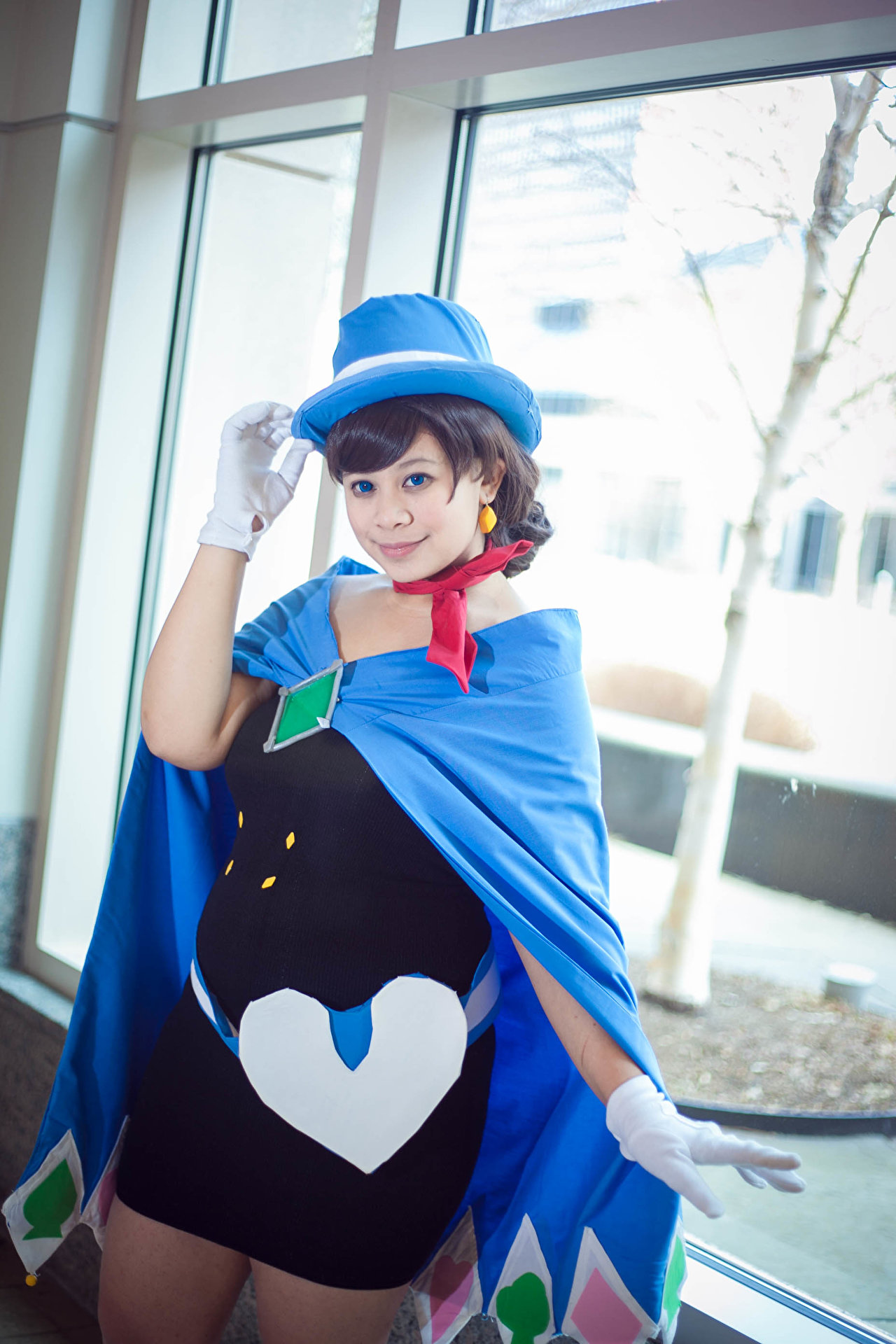 Trucy Wright (Ace Attorney)  photo:  vicissijuice