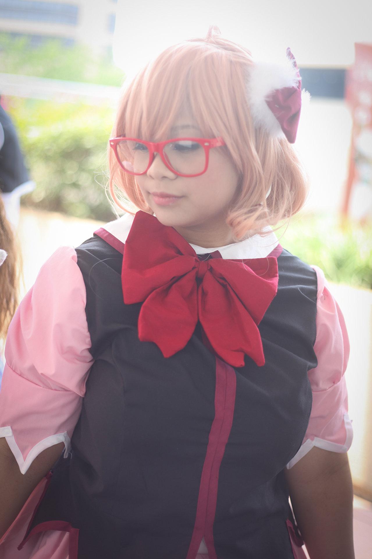 Mirai Kuriyama (Kyoukai no Kanata) photo: Nance M.