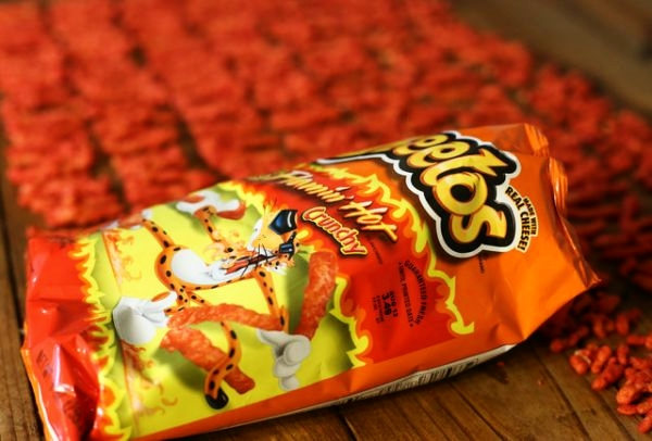 HOW THIS JANITOR INVENTED HOT CHEETOS