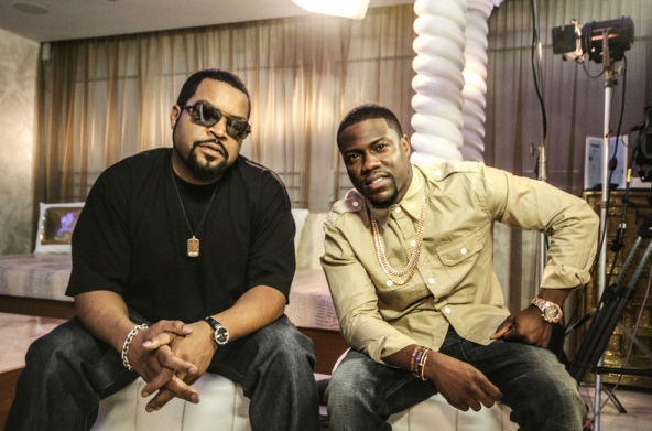 "KEVIN HART & ICE CUBE - ""RIDE ALONG 2"""