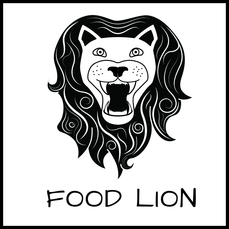 Food Lion Logo Secondary Version - Redesign