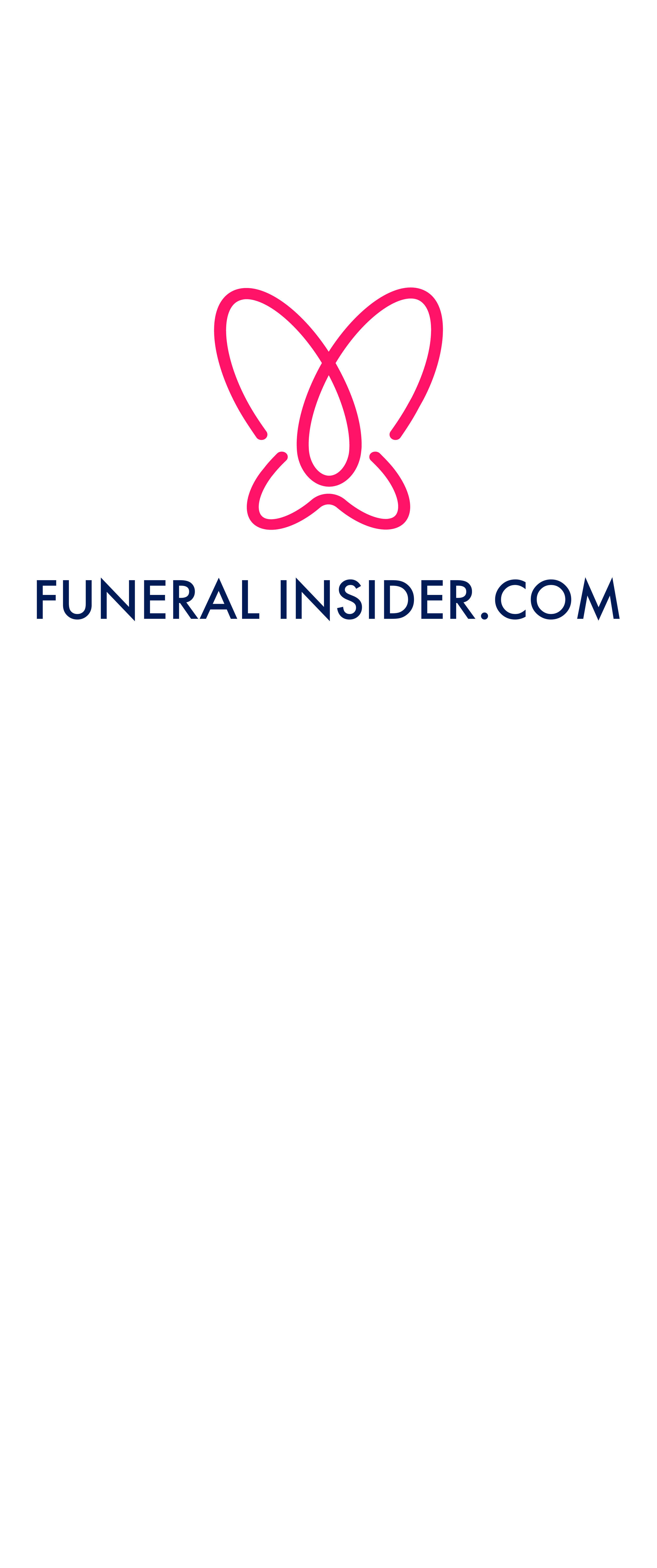 Funeral Insider Banner Stand - Demo Day 2017