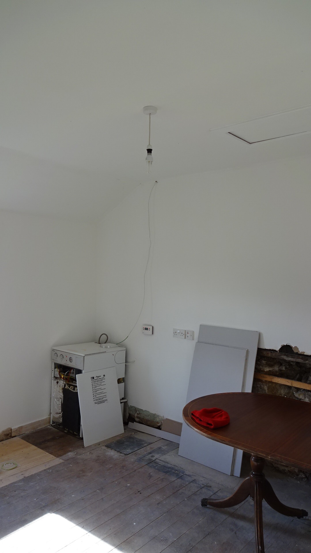 Location for new rose, pendant and lamp