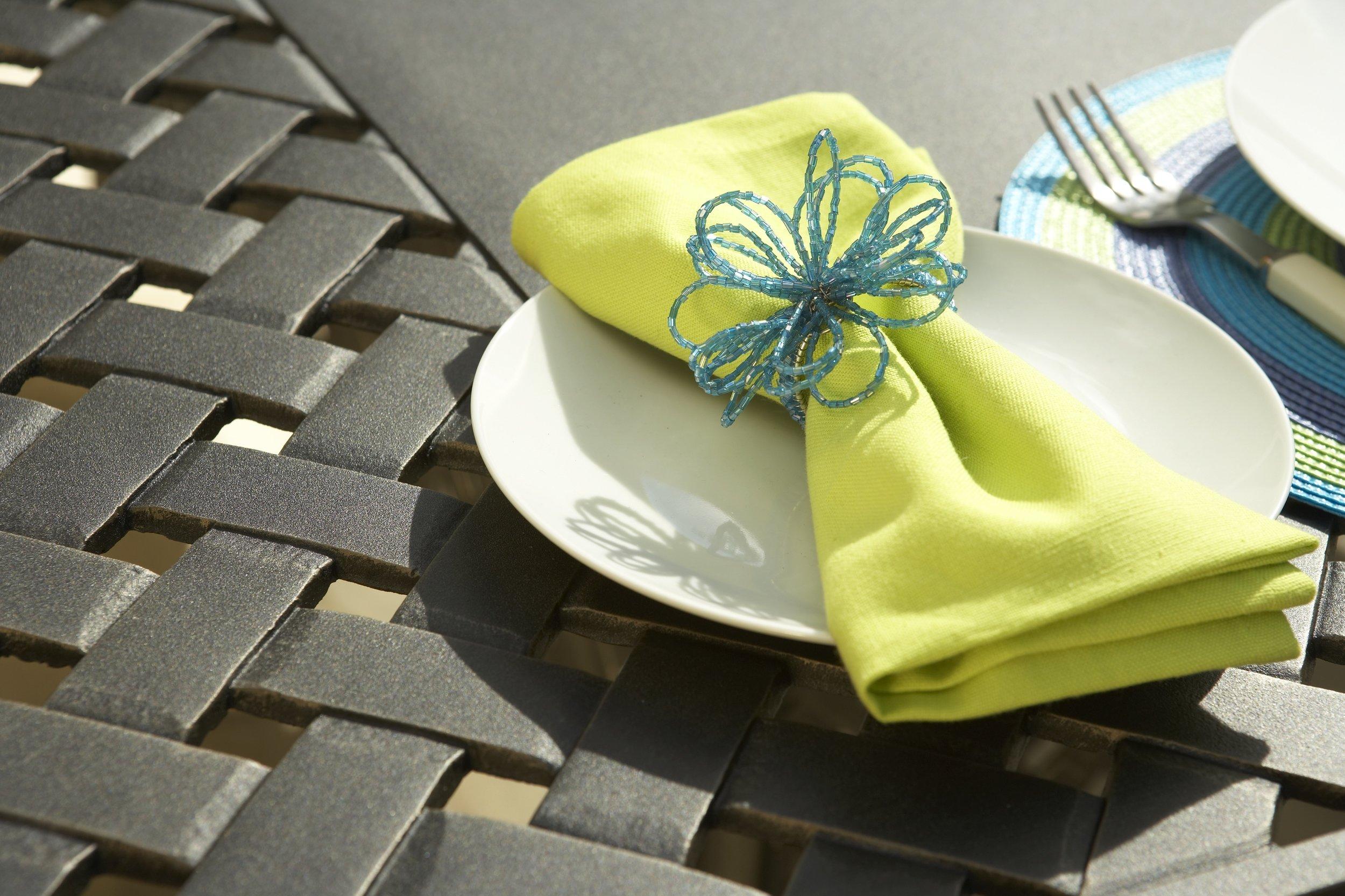 Verona table top design