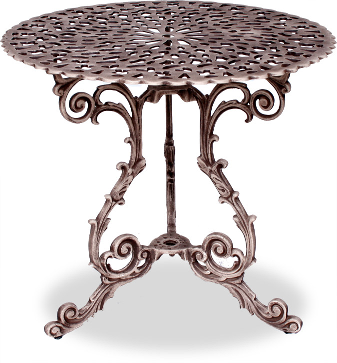 St Tropez 2 - 4 seater table