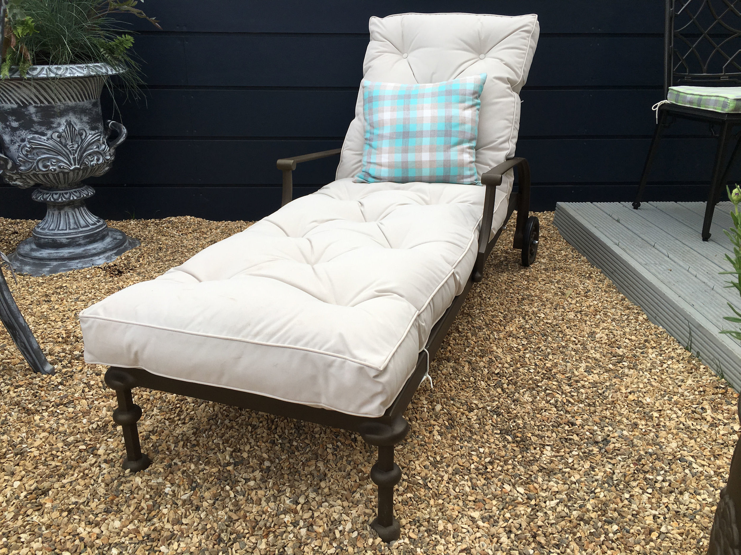 Majorca sun lounger / chaise
