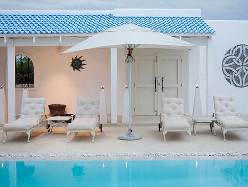 St Tropez sun lounger