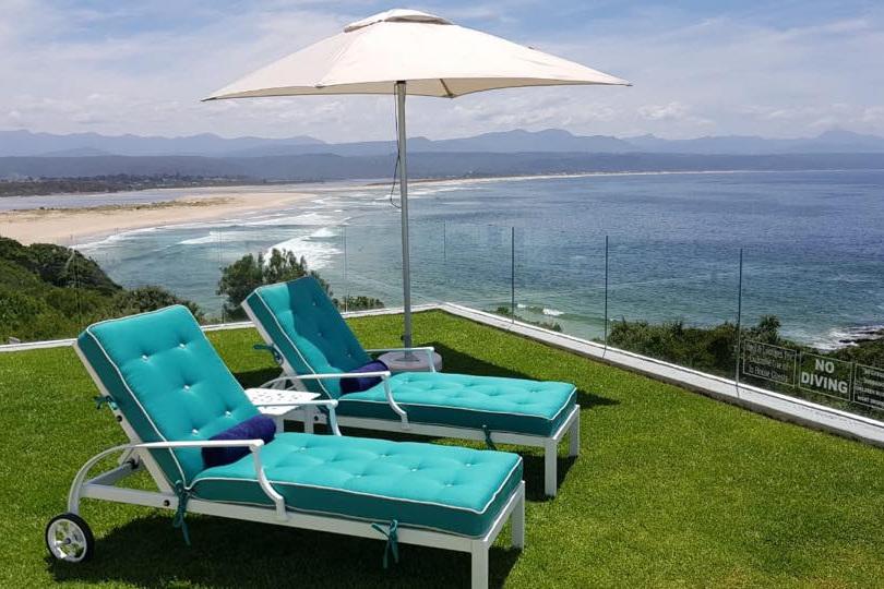 Elegance sun lounger / chaise