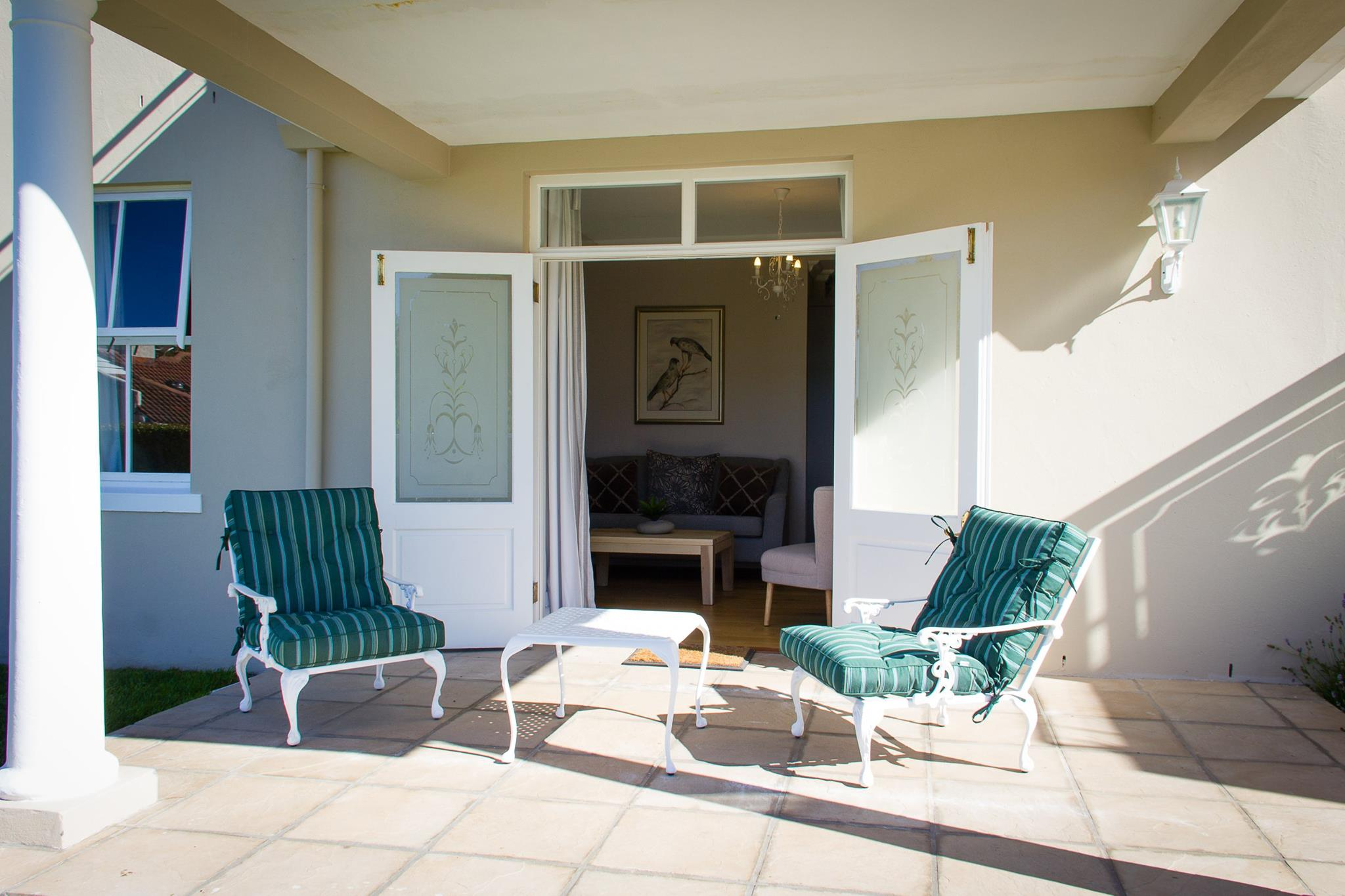 St Tropez 1 seater lounger chairs with St Tropez 50cm side table