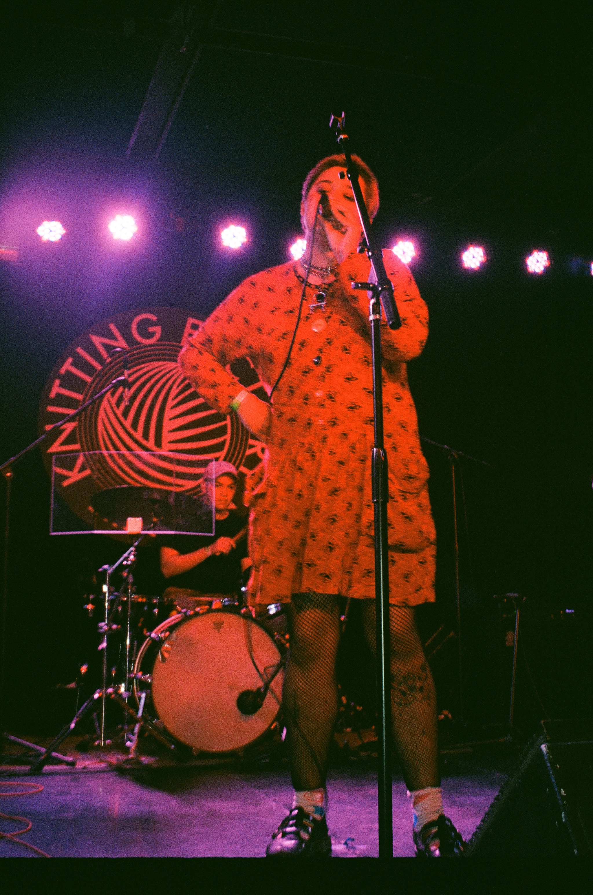 Bruises and Scabs @ Knitting Factory