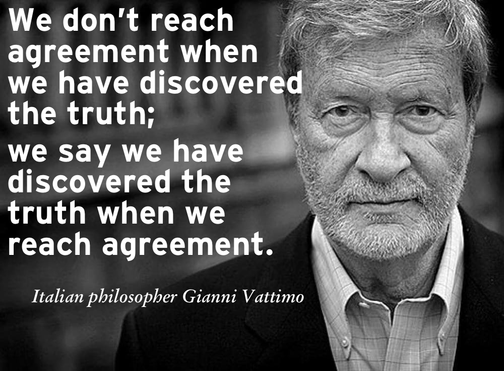 2019-06-01 Vattimo quote on truth.png