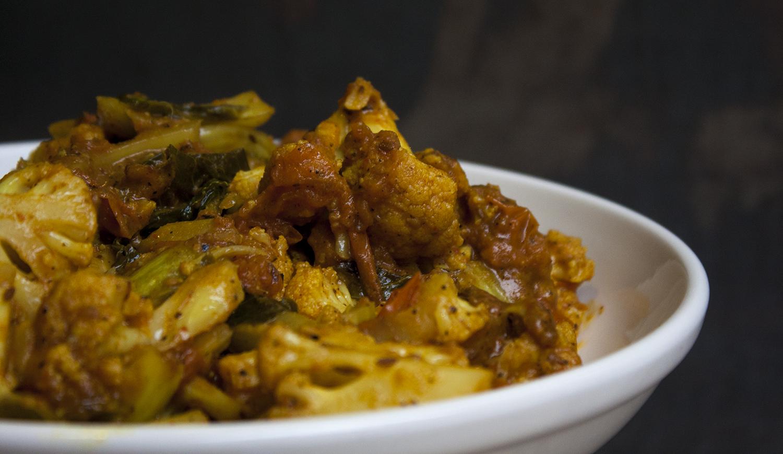 punjabi cauliflower -