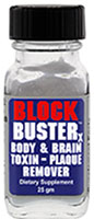 Heavy Metal Poisoning- brain toxin