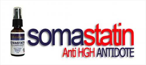 Somastatin Anti-HGH Antidote