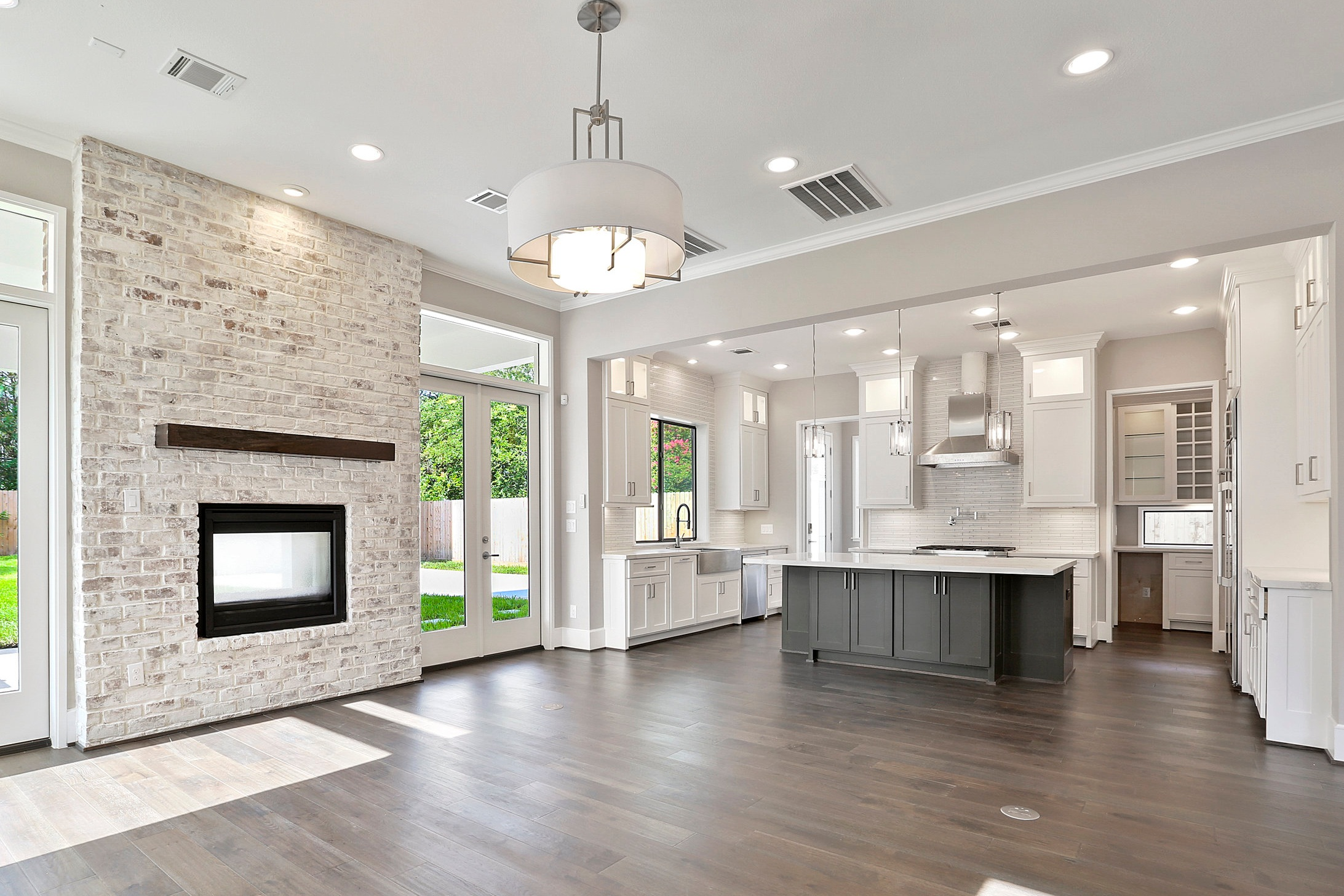Homeowner new build. Design by REI Design Solutions