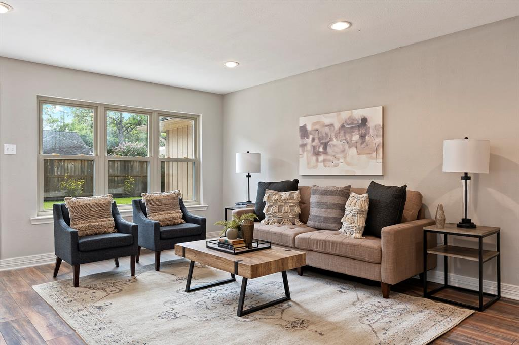 Investor Flip in Spring Shadows. Staging by REI Design Solutions