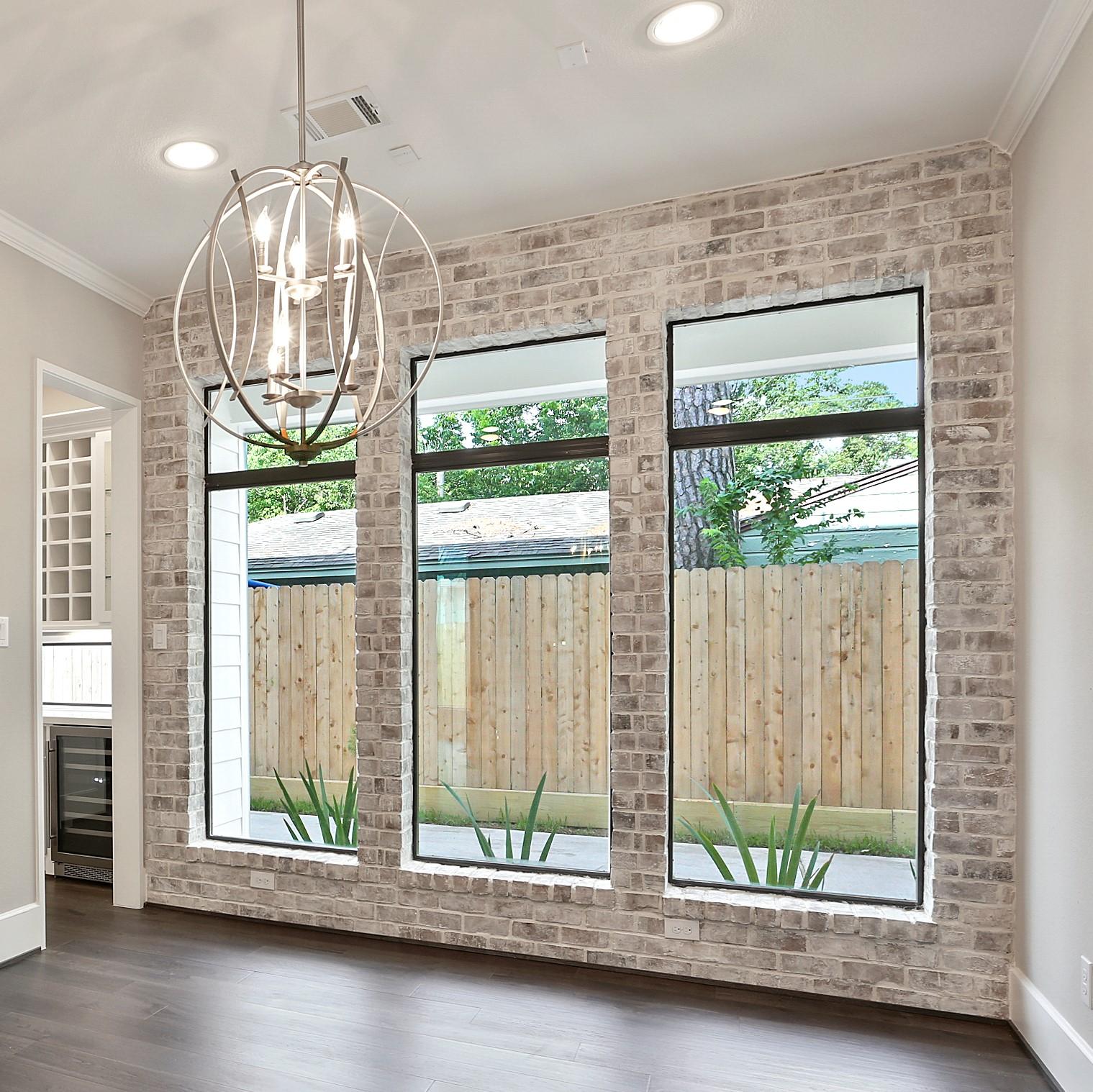 Garden Oaks New Build- Design: REI Design Solutions