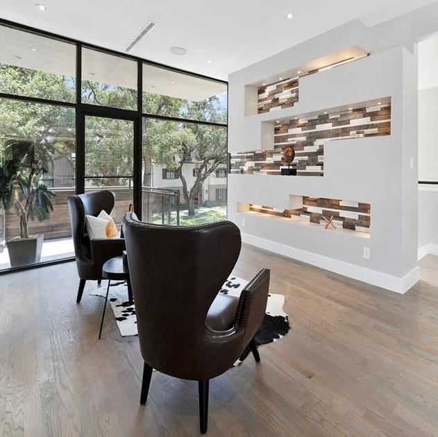 Highland Village Flip - Design: REI Design Solutions