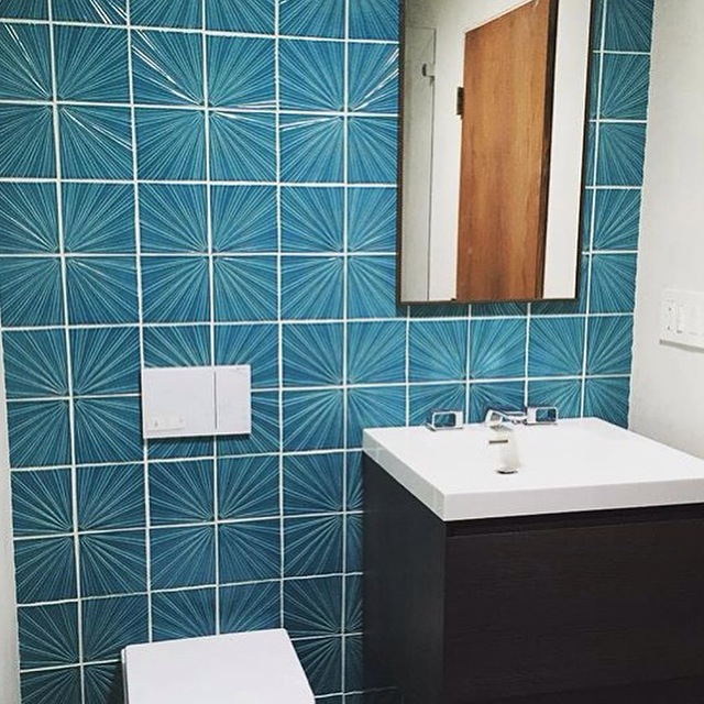 Wax Wane Style from the Topo Collection- Clayhaus Tile