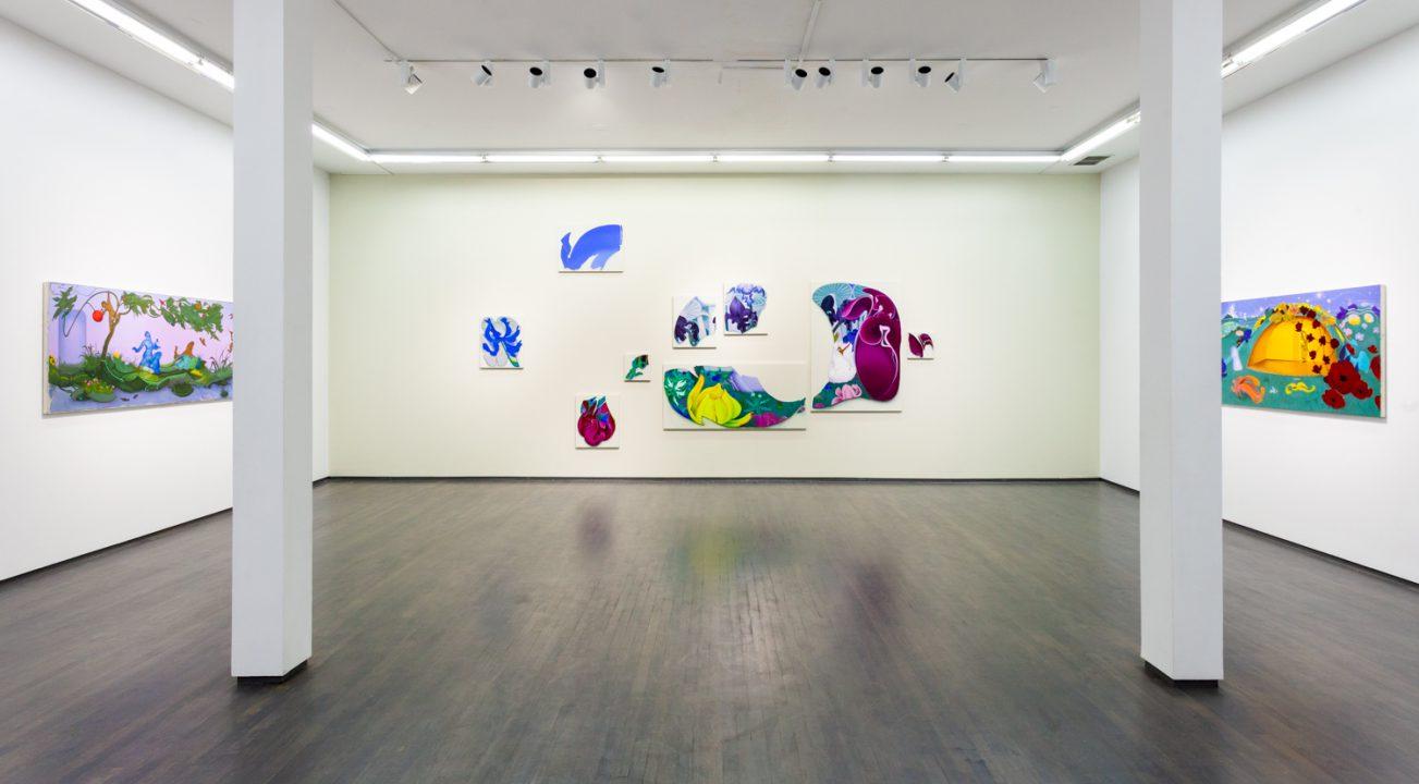 Uchronia, 2019. Kavi Gupta, Chicago, IL