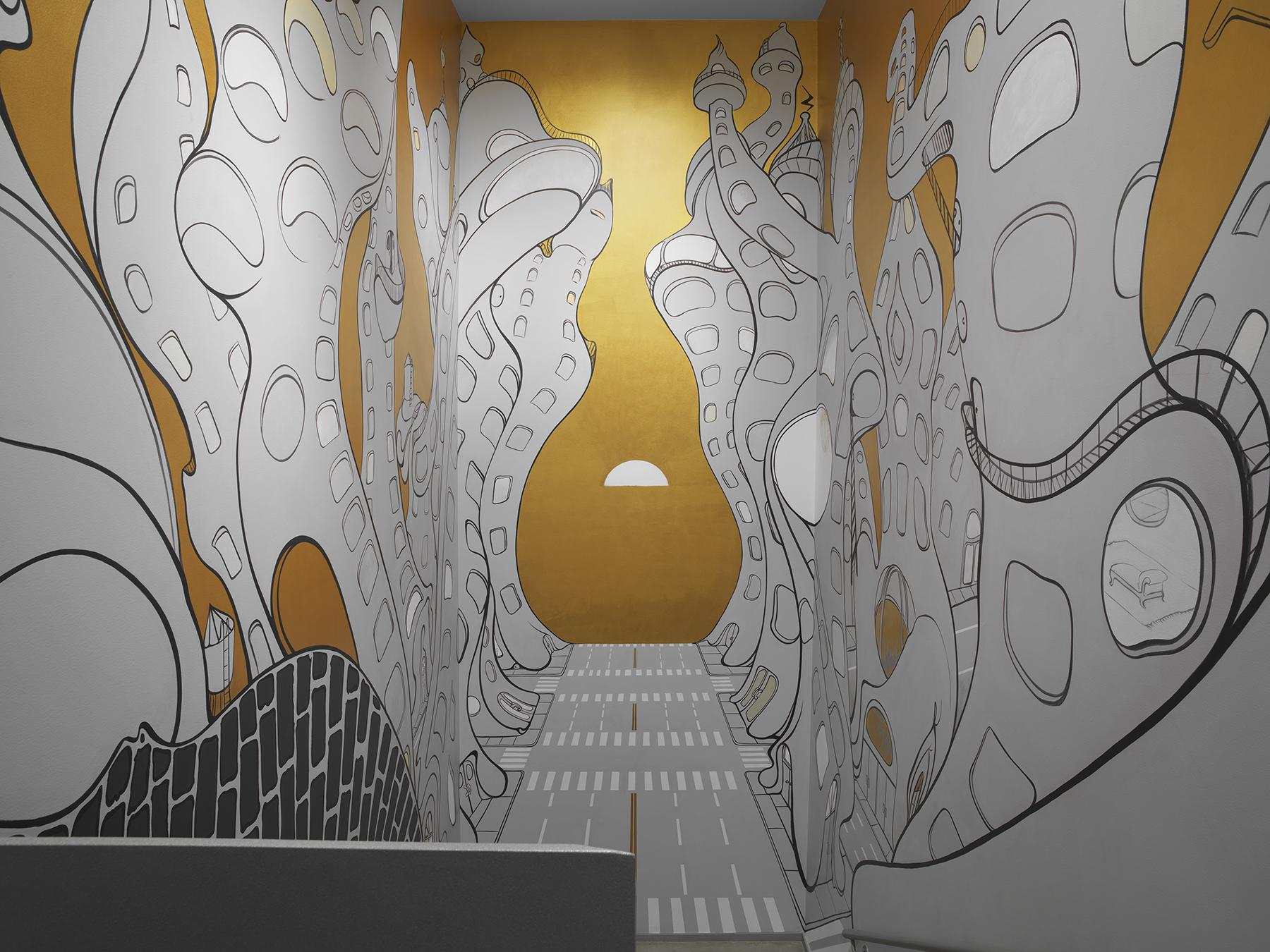 Manhattanhenge, The Drawing Center, New York, 2018