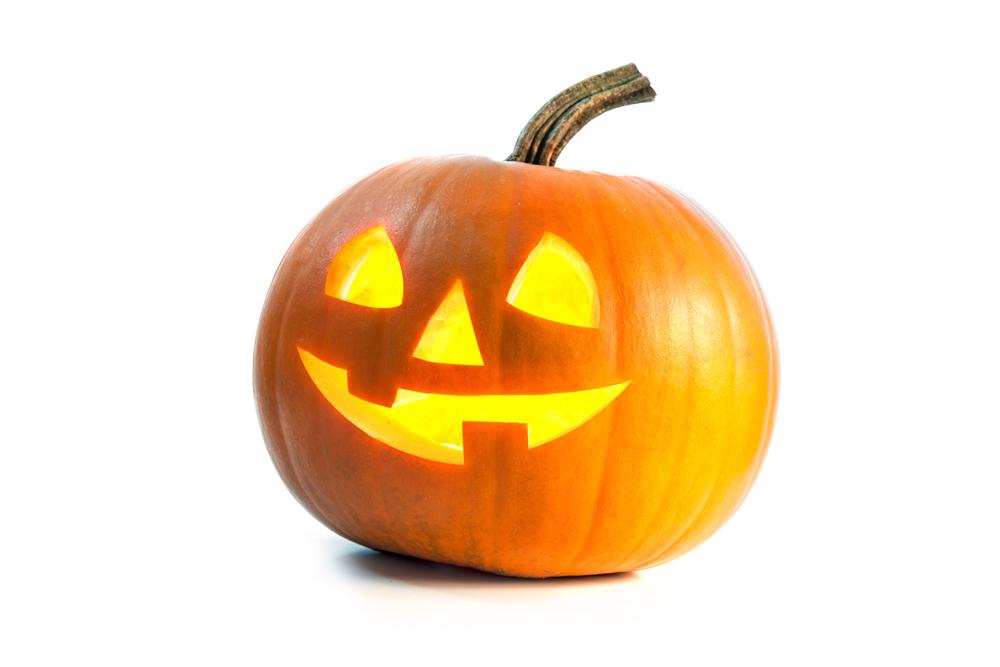 Halloween Pumpkin Craft for the Seniors