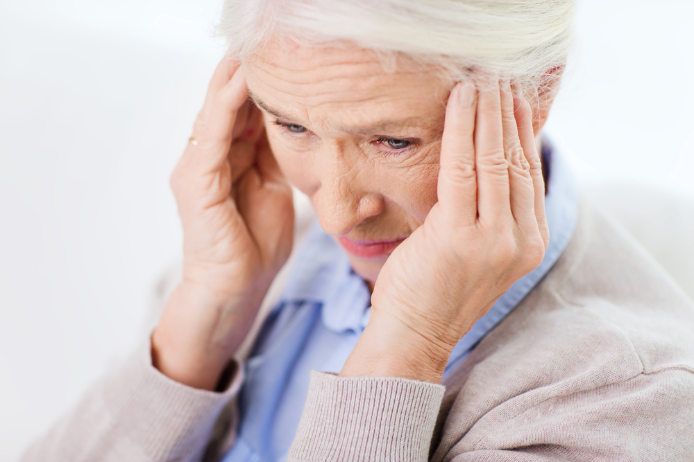 elder stress
