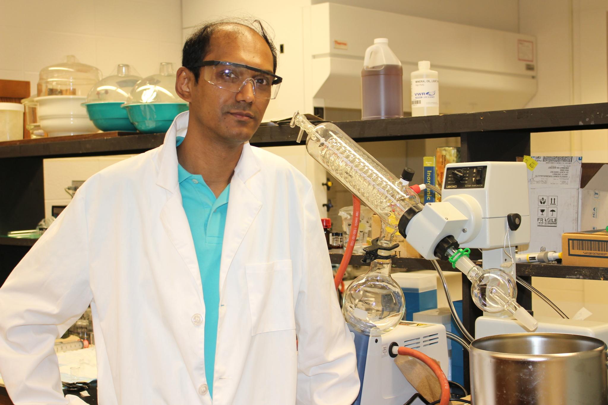 Arnab Dawn, Ph.D. - dawnab@ucmail.uc.eduUniversity of CincinnatiJames L. Winkle College of PharmacyDepartment of Pharmaceutical Sciences