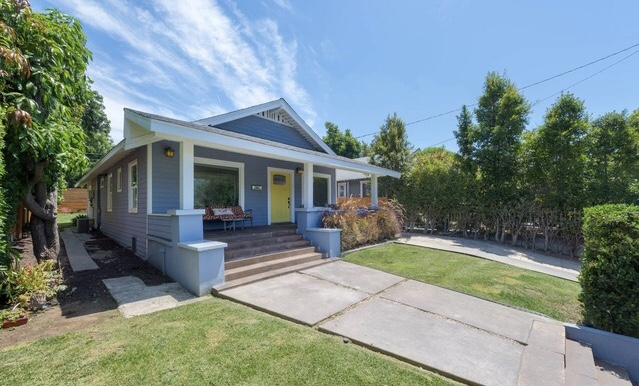 1014 N Rampart Los Angeles 90026 - 3 Bed | 2 Ba | 1301sqft | 5585 sqft lot Listed at $945,000 - SOLD ON 8/19/2019 for $1,103,000This beautiful 1914 craftsman home located in the heart of SilverLake/ Echo Park has been completely renovated with a variety of designer upgrades offering modern luxury while retaining all of its original charm. Walk into this privately gated home, up the steps to a charming covered front porch emphasizing the craftsman ultimate character. Freshly painted with new flooring throughout, beautiful new kitchen counters and cabinetry, new plumbing, new electrical and oversized front windows with tempered glass, this home is an absolute turnkey condition. The landscape is low maintenance, spacious two car detached garage which can be used for a variety of things, possibly a guest suite. Central air, central heat, tankless water heater, nest smart thermostat and laundry inside. Centrally located, minutes away from Dodger Stadium, Downtown, The famous Sunset Junction and many popular restaurants and tons of shopping.More info and photos