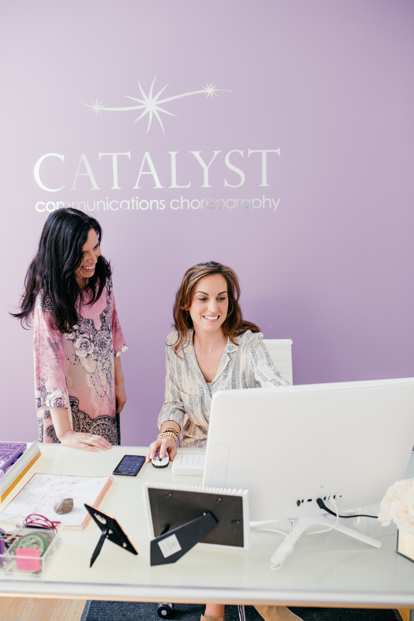Walk Your Talk - Catalyst