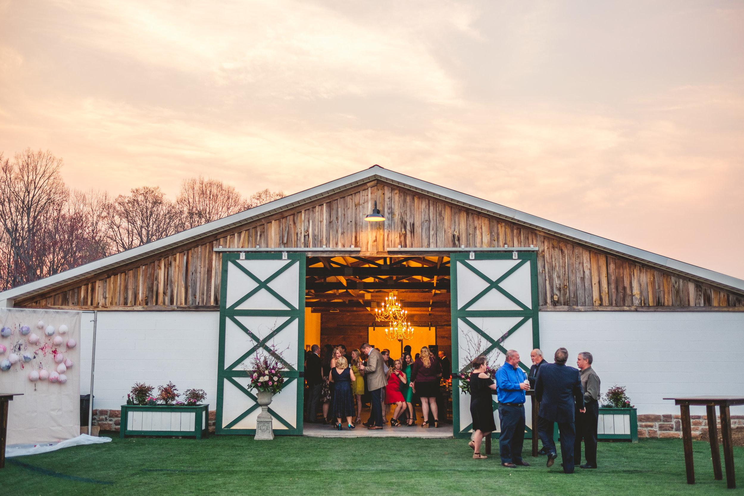 circle m farm - Lincolnton, NC