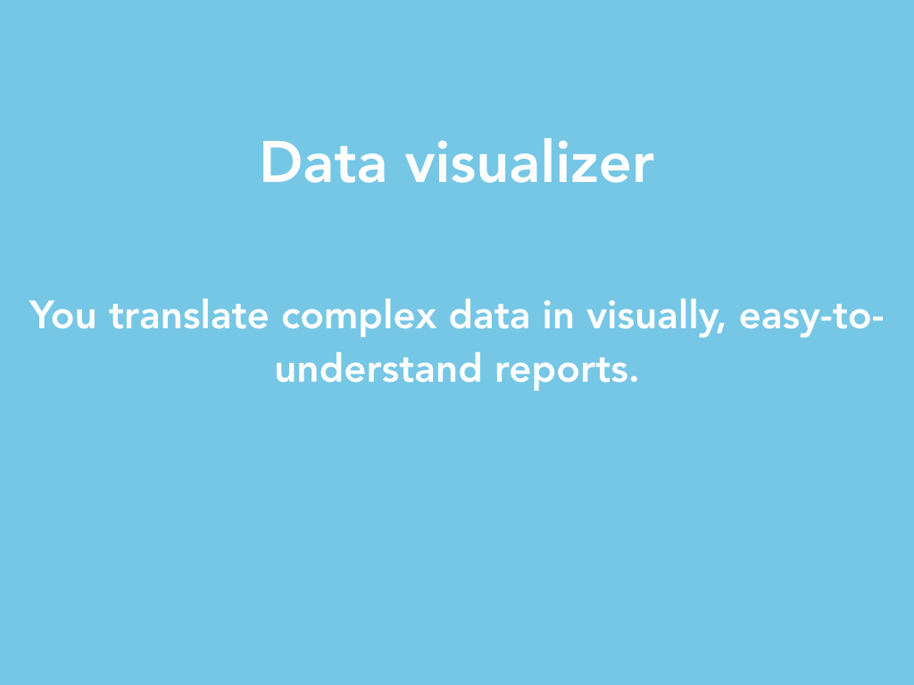 data visualizer