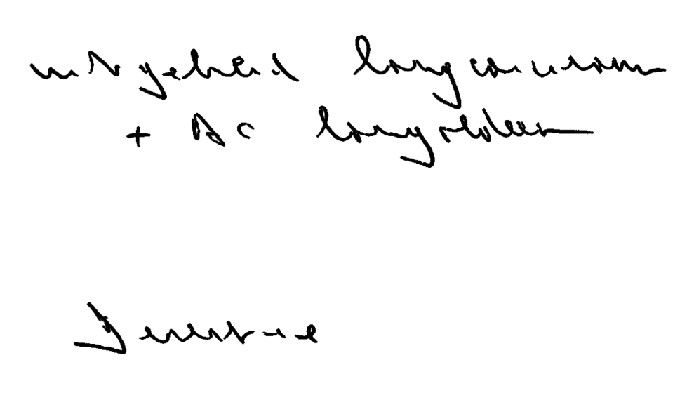 Can we build a model that accurately predict what is written from a handwritten text containing medical terms?