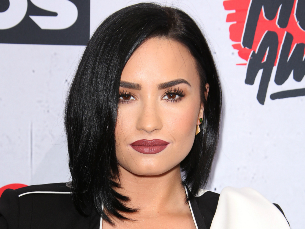 Demi Lovato - The singer and X-Factor judge had an eating disorder and self-harmed.