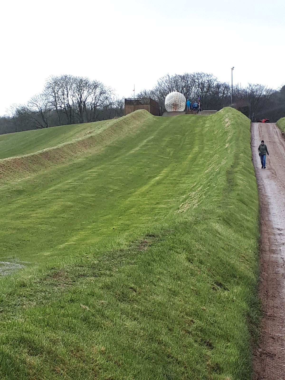 zorbing top of hill.jpg