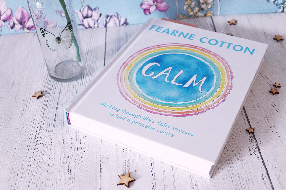 This book is a friendly reminder that there is Calm instilled in all of us - we just have to find our way back to it. You can get your hands on this book in Waterstones from as little as £7.99 or even less if you by a second hand copy from eBay.