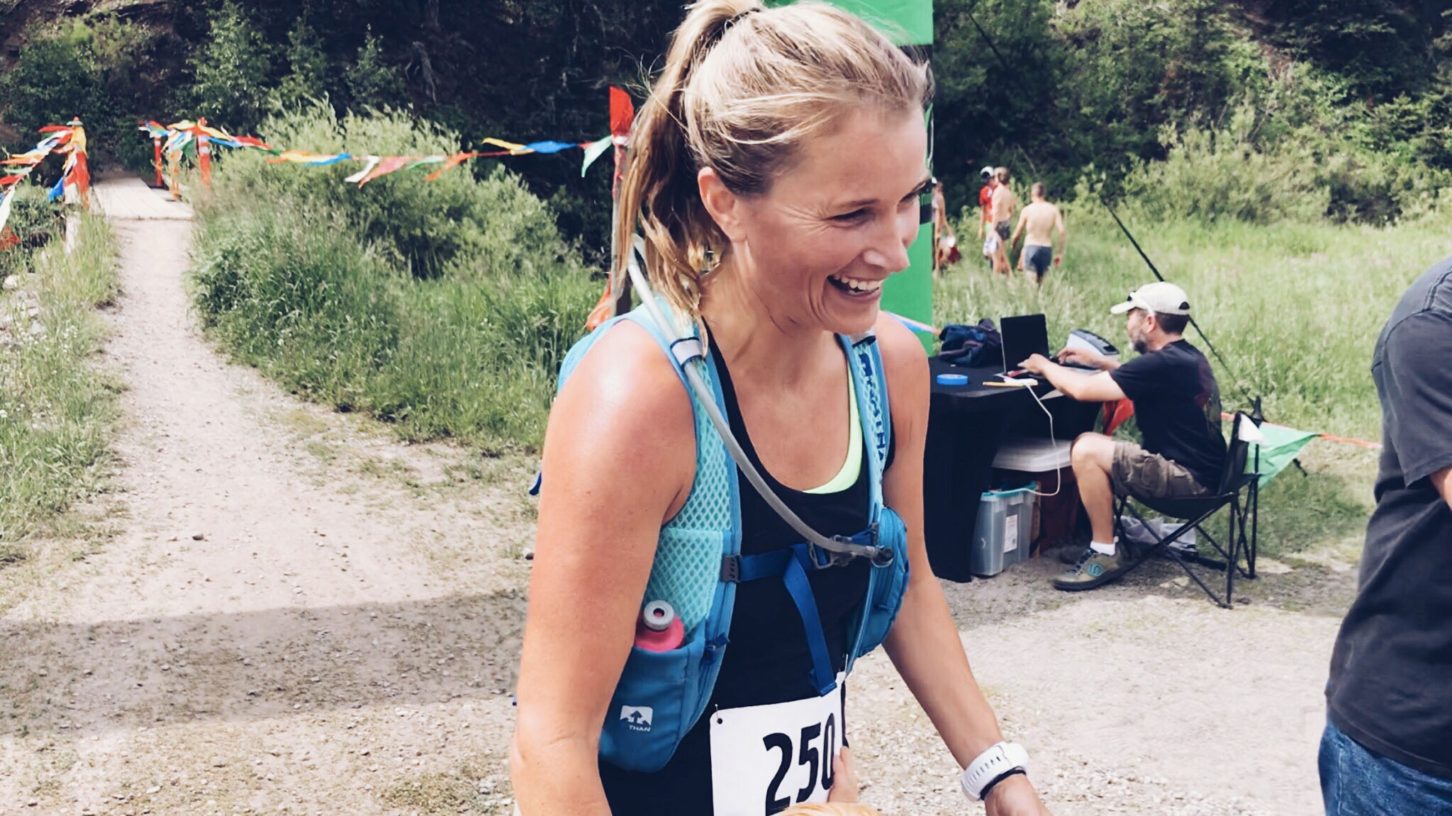 "KATIE - Katie is a Maryland Native, who found her way to Bozeman in 2009 by way of six years spent living/working in Jackson Wyoming. Katie holds a degree in Psychology from Johns Hopkins University where she was also a standout member of their Women's Lacrosse team. A veteran of many of the areas hardest trail races, Katie can be found pushing herself in the mountains, or planning for the next adventure. Katie is a mother of three, West (6), Townes (4), and Augusta (2).WHEN NOT IN THE OFFICE I I love teaching my children about nature, the outdoors, and letting them roam free.QUOTE | ""Be Kind, but be Fierce.""Instagram Linkedin"
